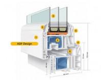 Fereastra din PVC - Design