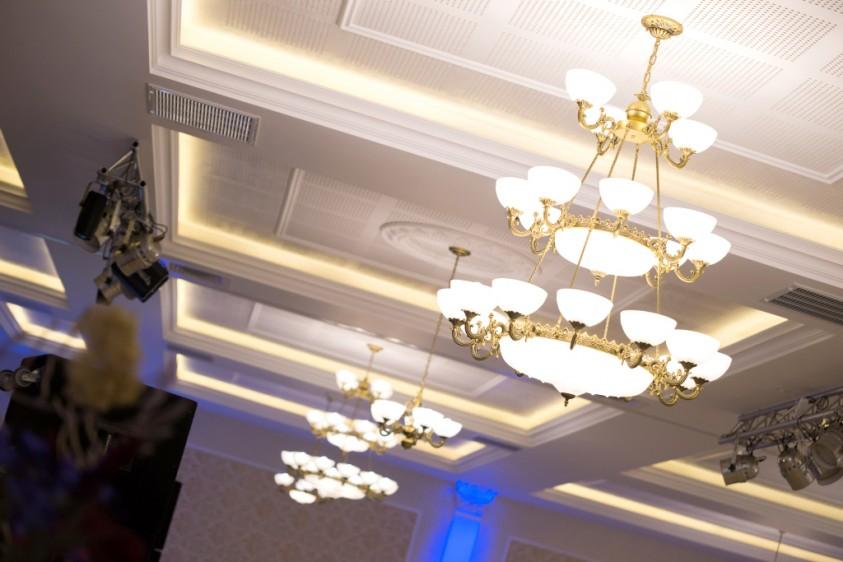 Tavan Ballroom  Botosani SAINT-GOBAIN CONSTRUCTION PRODUCTS ROMANIA - DIVIZIA RIGIPS