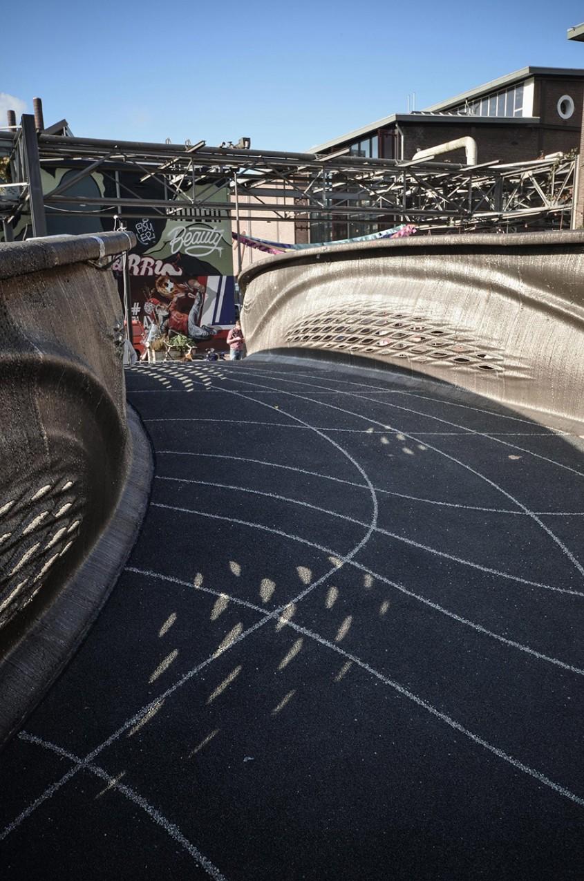 Primul pod din lume printat 3D din oțel deschide noi orizonturi în lumea construcțiilor