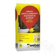 Adeziv pentru polistiren expandat si grafitat - Weber P39 Max Weber Saint Gobain Romania  APN-1010