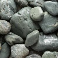 Pebble Marmura Verde Madra 10-30cm KG PIATRAONLINE  AG-2162