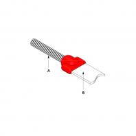 Conexiune exotermica bara cu cablu de cupru