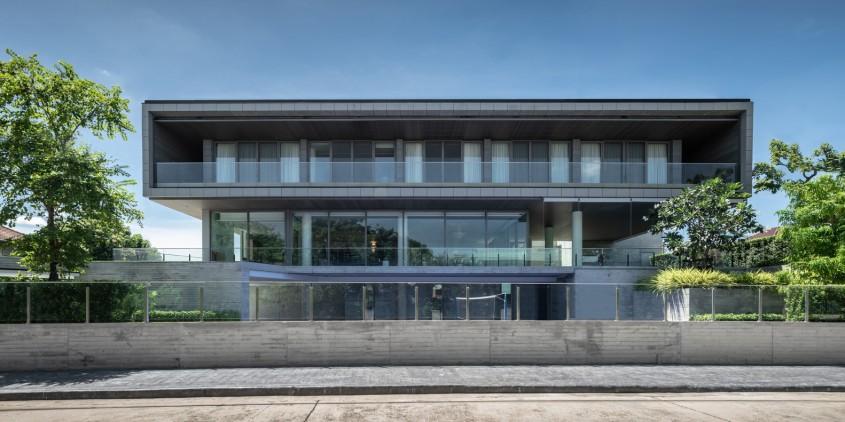 Reședința ERH Residence / makeAscene / Tailanda