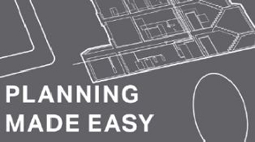 """""""Planning Made Easy"""""""