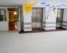 Covor pvc eterogen și protecții pereți pentru Spitalul Județean din Baia Mare