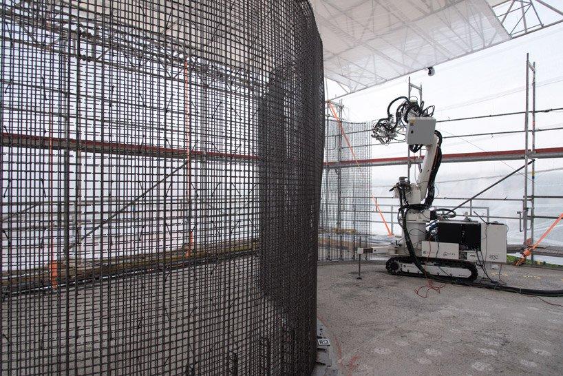 Casa pe care au construit-o roboții