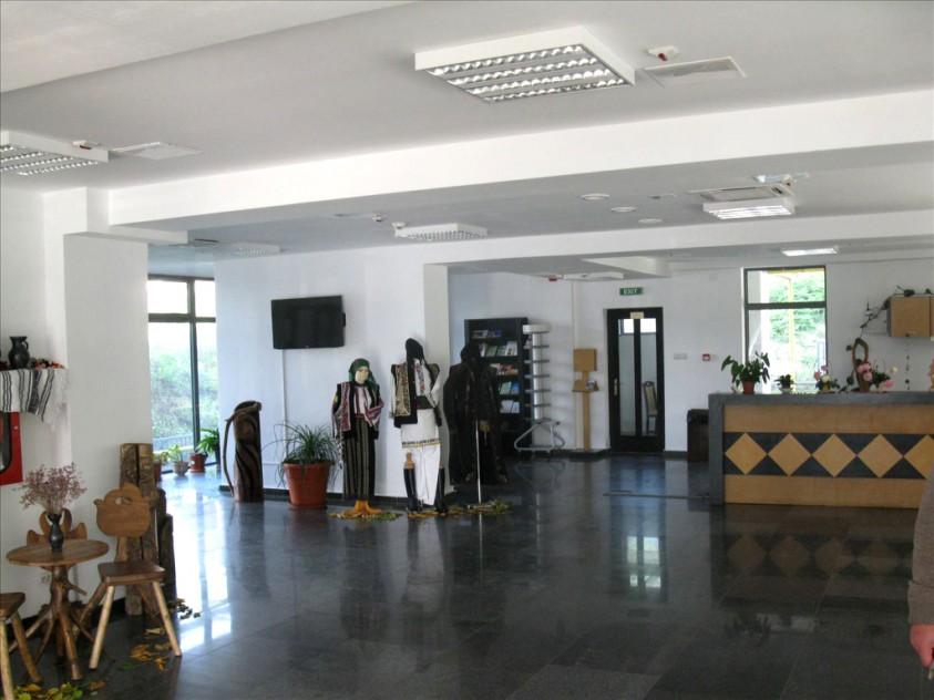 Detalii tavan  - Centrul pentru Sustinerea Traditiilor Bucovinene  Suceava SAINT-GOBAIN CONSTRUCTION PRODUCTS ROMANIA - DIVIZIA RIGIPS