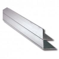"""Profil tip """"F"""" din aluminiu"""