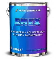 Pardoseala Poliuretanica Elastica EMEX, Gri