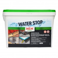Solutie MSP pentru hidroizolare terase, bai, bucatarii, fundatii si acoperisuri - MEM Water Stop