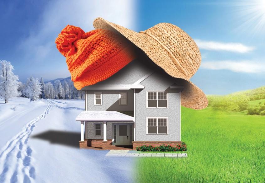 O casă izolată este o casă premiată - promoție la vata minerală de sticlă