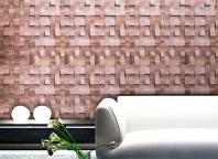 Panouri decorative din mdf cu furnir de lemn natural - ©PLADEC Veneer Design Collection