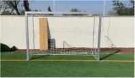 Poarta fotbal  3x2, profil patrat - PARDOSELI SPORTIVE OTTO