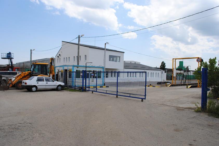 Vestiare pentru angajatii fabricii de pulberi metalice - Buzau 01.24  Buzau AsiCarhitectura