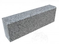 Bordura Granit Leopard White 10 x 15 x 50 cm - PC-4783