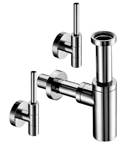 Set robinete de colt design SCHELL EDITION