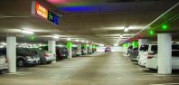 Sisteme de ghidare si de informare pentru parcari off-street