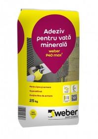 Adeziv pentru vata minerala - weber P40 max2