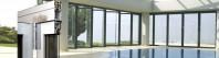 Sistem de usi armonice pentru terase Geometry+ M19800