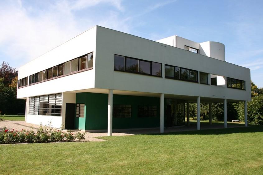 Vila Savoye din Paris, Le Corbusier