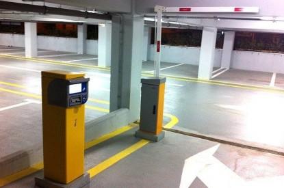 Componente ale sistemului de parcare cu plata Equinsa instalat in Constanta  Constanta TRITECH GROUP