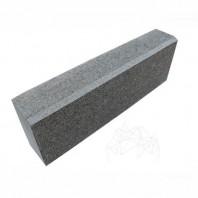 Bordura Granit Gri Antracit 10 x 15 x 50cm PIATRAONLINE  PC-3263