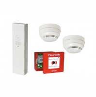 Sistem de detectie incendiu radio FDCW221, DOW1171, SMF6120