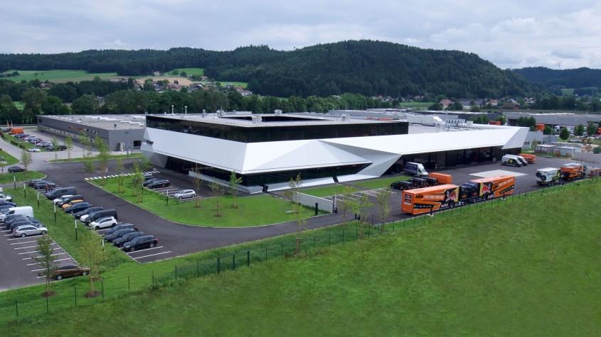 Sediu KTM Motorsport, Austria
