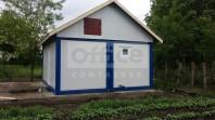 Casa din doua containere standard