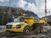 Dumper, camion articulat - Volvo A40G FS