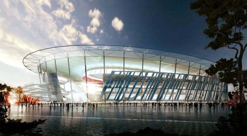 <b>Stadio della Roma, Italia</b>