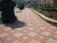 Pavaj din beton - Villa