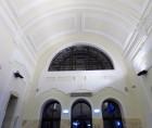 Tencuieli usoare pentru suprafete finisate perfect netede, la statia CFR Piatra-Neamt, monument istoric