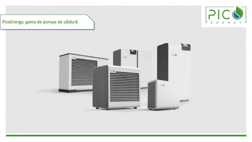 Havași Instalații și-a expus tehnologiile de pompe de căldură PicoEnergy la conferința Relansarea investițiilor în sectorul
