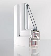 Profil Rehau Brillant pentru ferestre