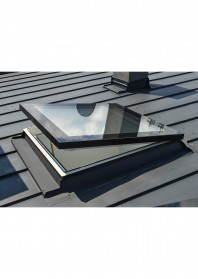 Fereastra tip F pentru acoperis terasa - DMF