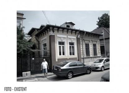 Remodelare mansarda locuinta existenta - str Ioan Bianu 10.16  Bucuresti AsiCarhitectura