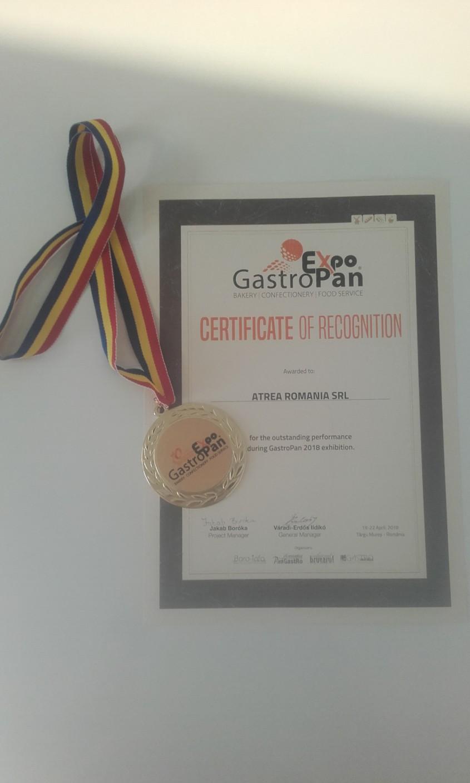 Atrea a participat la expoziția internațională GastroPan