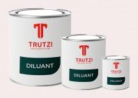 Diluant  pentru vopsea metalica TRUTZI