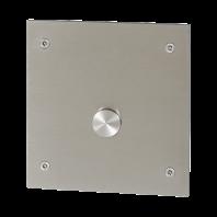Unitate de spalare pentru vase WC cu buton piezo - SANELA SLW 01PA