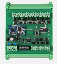Distribuitor valve pentru sina DIN - SANELA SLZA 15