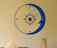 """Sticker tip ceas de perete """"Noapte Buna"""""""
