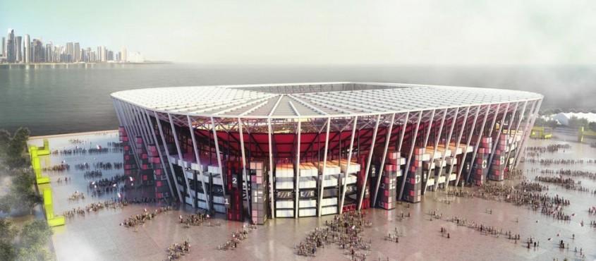 <b>Stadionul Ras Abu Aboud, Qatar</b>