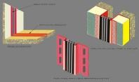 Profile de dilatatie pentru pereti si tavan