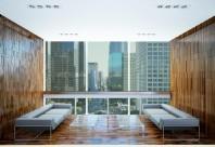 Opalfilm Silver 50R sr interior - Folie protectie solara efect oglinda cu aplicare la interior 46%