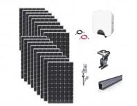 Kit Fotovoltaic On-Grid 5,2kWp - 18 Panouri Monocristaline 290W