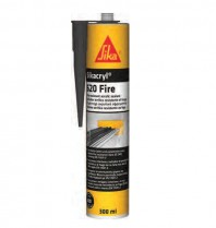 Sikacryl®-620 Fire - Sigilant acrilic, monocomponent, intumescent, cu clasificare la foc