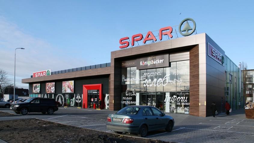 Sediu SPAR Kaliningrad, Rusia