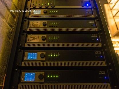 Sistem sonorizare Audac  Constanta PETEA Sound