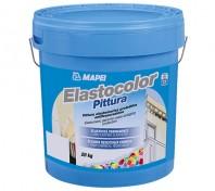 Vopsea elastica pe baza de rasini acrilice - ELASTOCOLOR PAINT